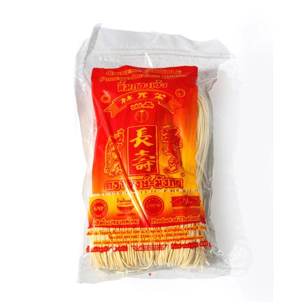 Chinesische Weizennudeln