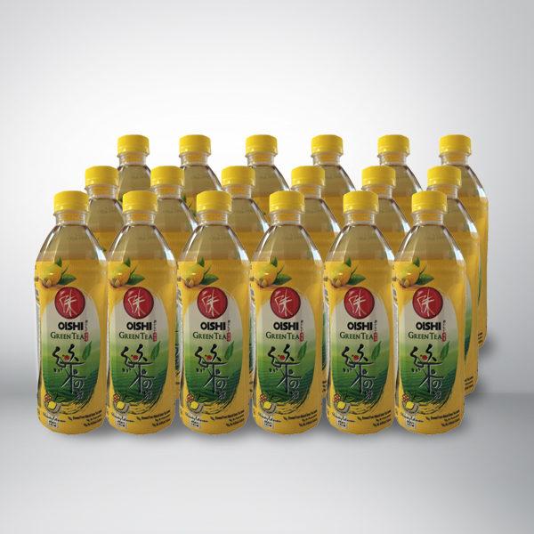 oichi lemon honey carton